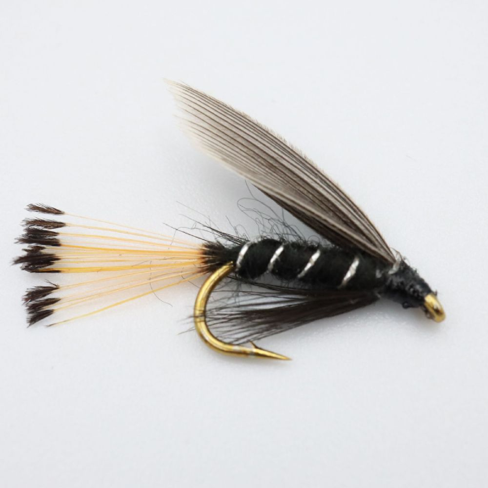 Blae and Black Fishing Fly